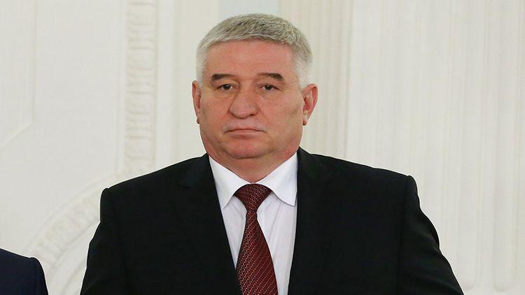 Head of Russia