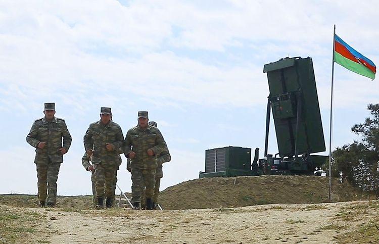 Azerbaijan's MoD: Air Defense Units began training - <span class='red_color'>VIDEO</span>