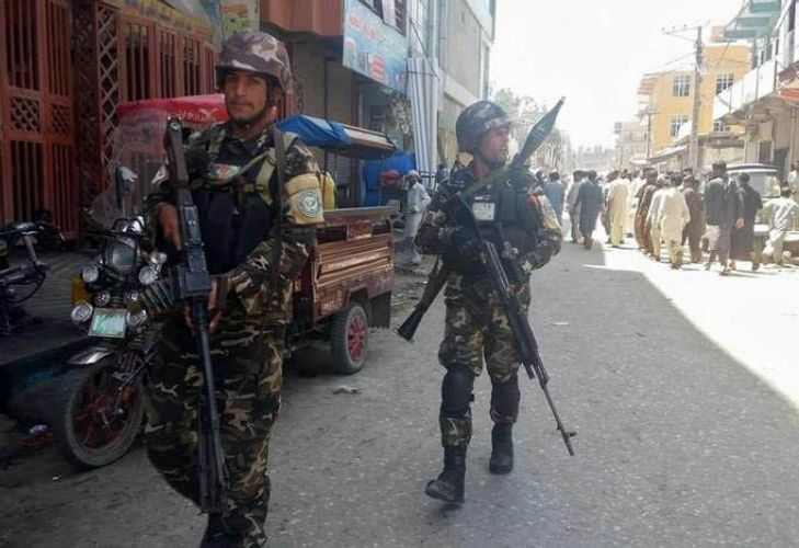 Islamic State claims attack in Afghanistan