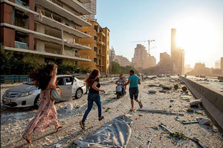Увеличилось число армян, погибших в результате взрыва в Бейруте – <span class=