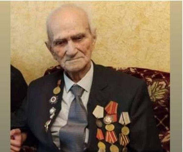 Böyük Vətən müharibəsinin Mingəçevirdən olan sonuncu iştirakçısı 99 yaşında vəfat edib