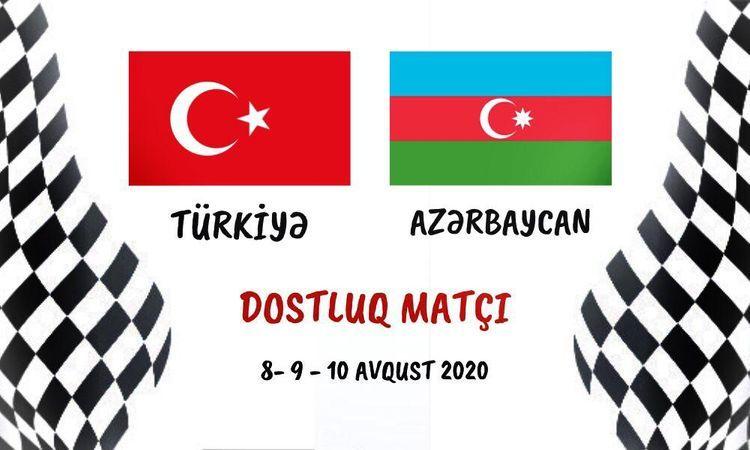Состоится товарищеская встреча между азербайджанскими и турецкими шахматистами