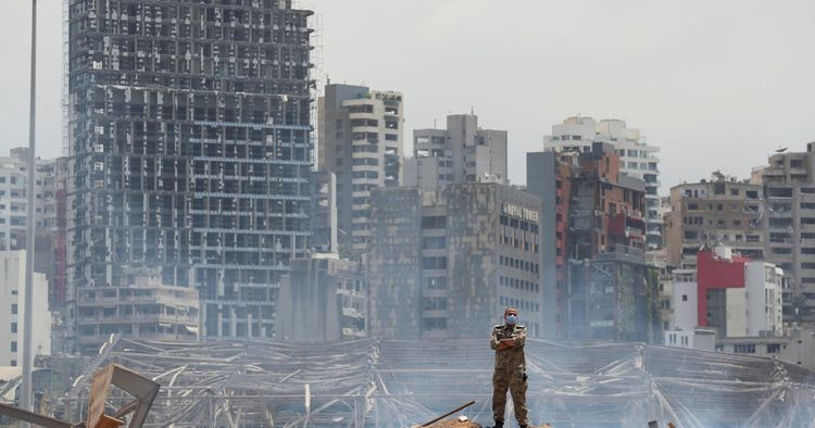 Beirut explosion toll rises to 149