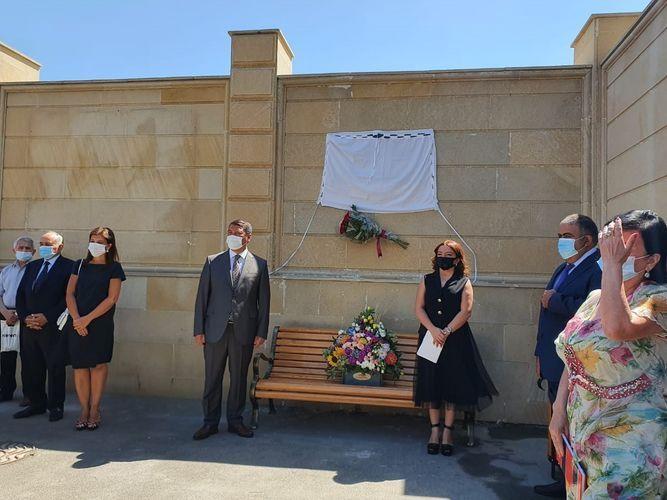 В Баку состоялась памятная акция по случаю дня рождения Абая Кунанбаева - <span class=