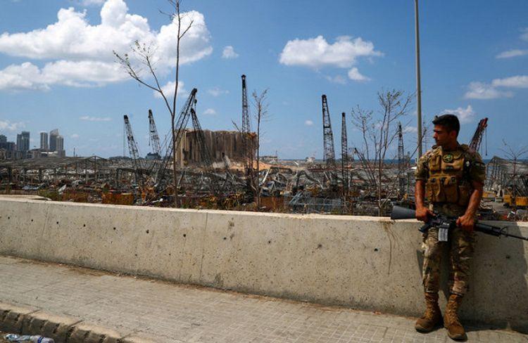Ливанская армия восстановила контроль над центром Бейрута