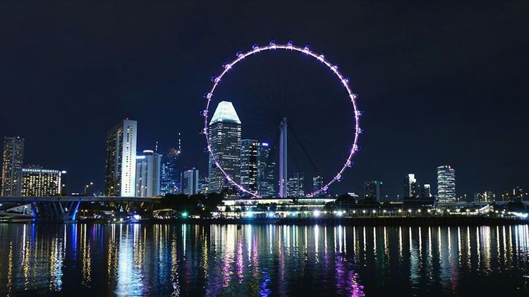 Singapore enters recession as GDP falls 13.2%