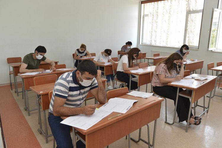 Сегодня прошли вступительные экзамены по II и III группам специальностей - ОБНОВЛЕНО