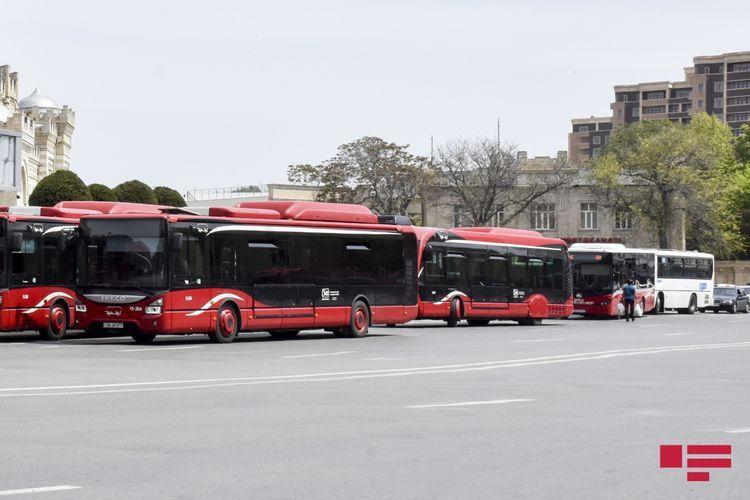 БТА: В выходные дни автобусы на регулярных и экспресс линиях работать не будут