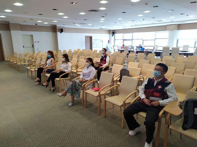 Состоялась видеоконференция с участием специалистов из Китая
