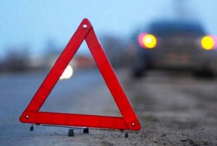 В Самухе перевернулся микроавтобус, ранены 10 человек
