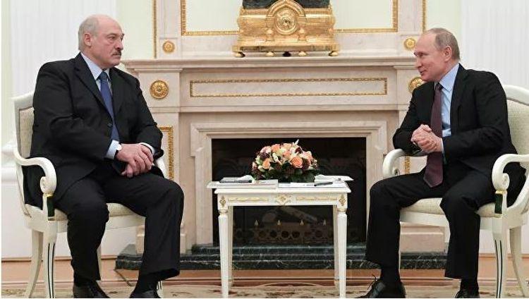 Putin Lukaşenko ilə bir daha Belarusdakı vəziyyəti müzakirə edib