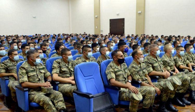 Azerbaijani Ministry of Defense and the Military Prosecutor