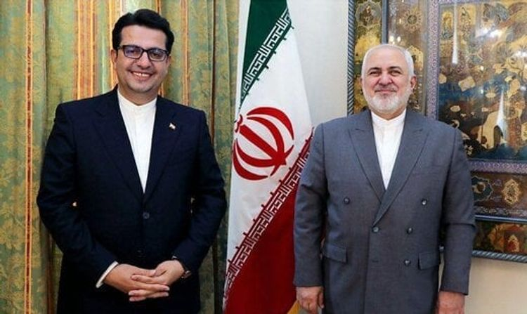 "Javad Zarif: ""Azerbaijan is important neighbor for Iran"""