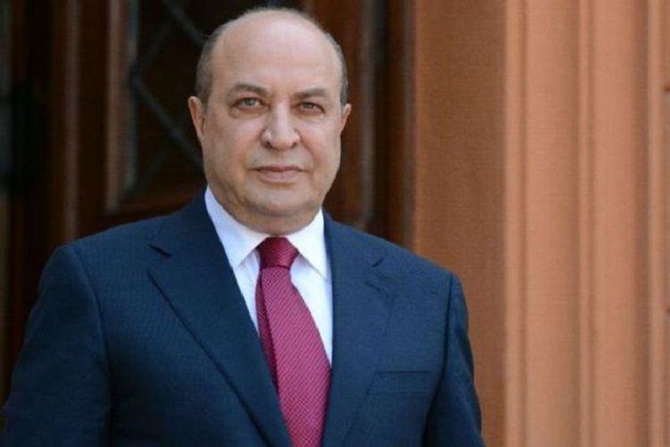 Eldar Hasanov recalled from position of ambassador