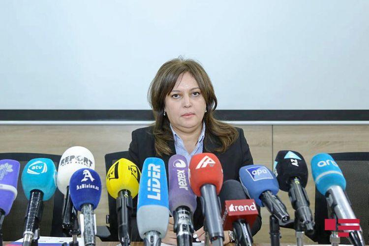 Умайра Тагиева: Погода в Азербайджане для летнего сезона относительно прохладная