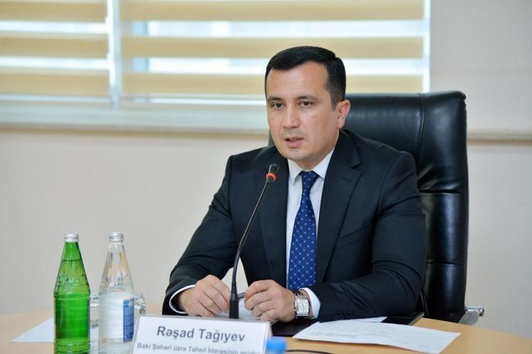 Рашад Тагиев: Гибридная форма обучения не повлияет на зарплату педагогов