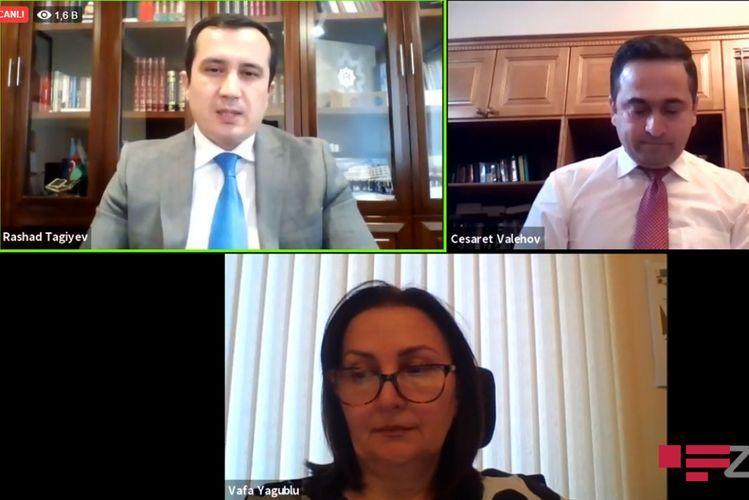 Рашад Тагиев: Стараемся подобрать самую приемлемую модель в нежелательной ситуации