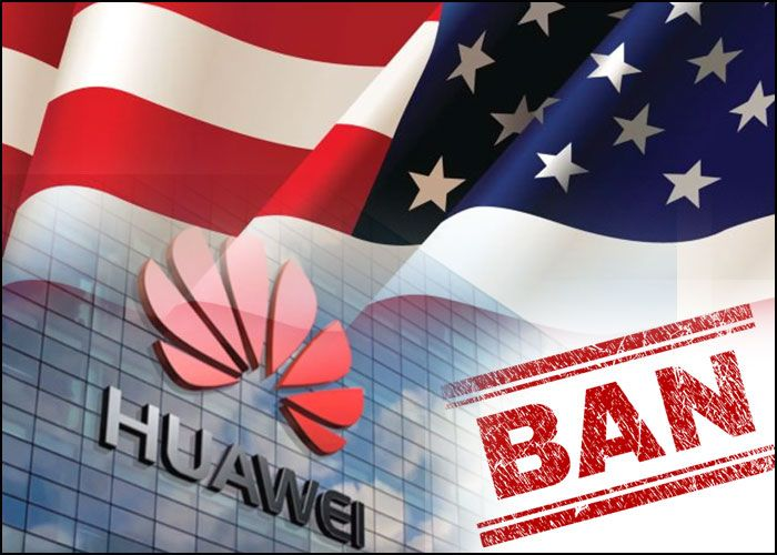 """China slams US """"suppression"""" of Huawei after Pompeo announces new restrictions"""