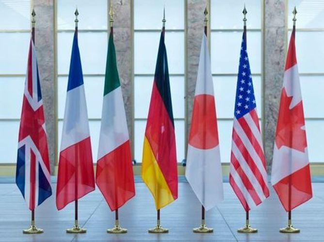 G7 to put forward its plan for WHO reform