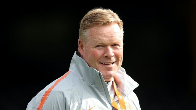Dutchman Ronald Koeman appointed as new coach at FC Barcelona