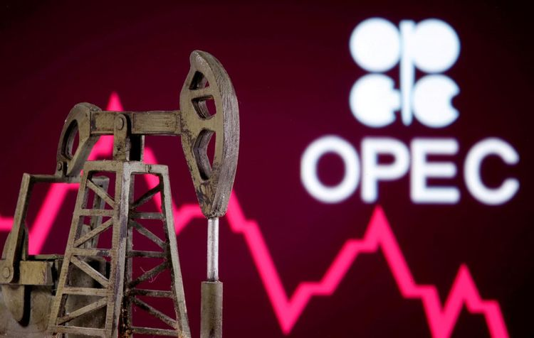 OPEC+ meets to review compliance with oil cuts