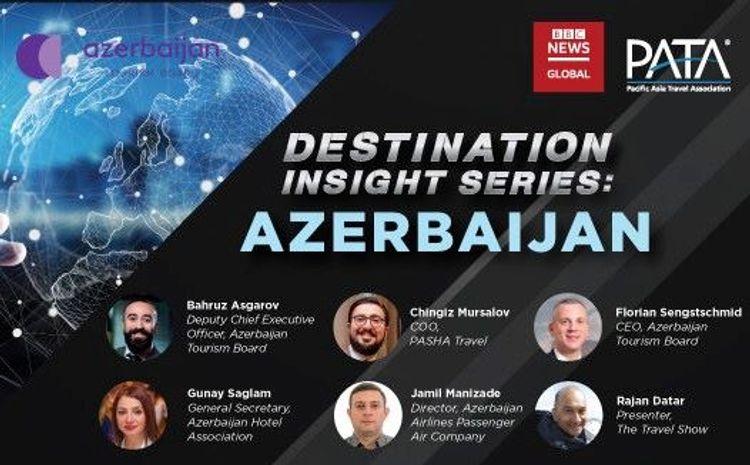 PATA ilk vebinarını Azərbaycana həsr edib