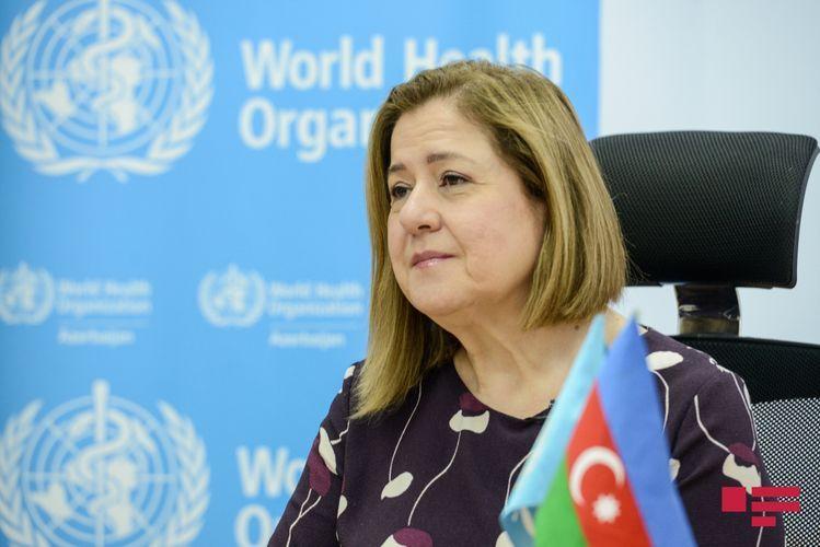 Харманджи: ВОЗ считает правильными меры, принимаемые в связи с коронавирусом в Азербайджане