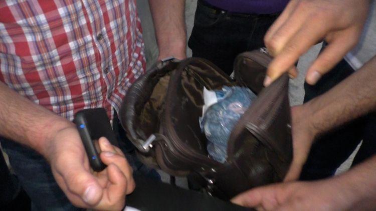 Sumqayıtda narkotik satışı ilə məşğul olan şəxs saxlanılıb
