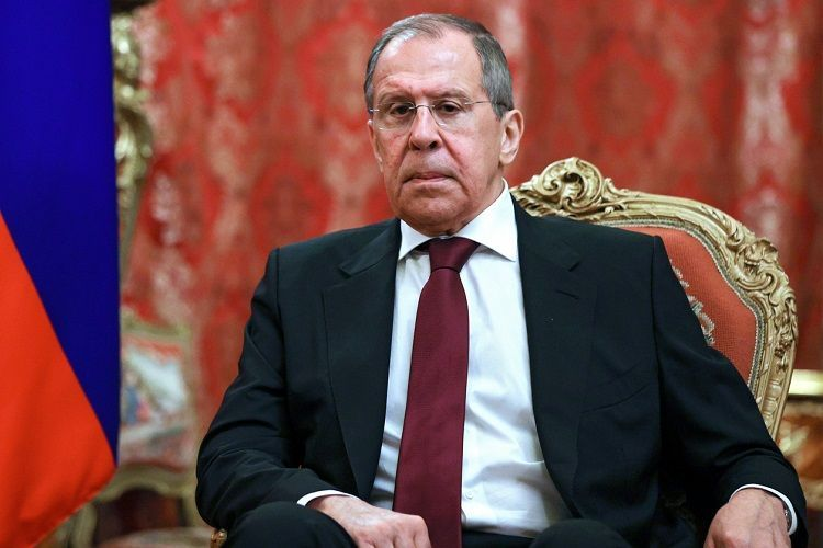 """Lavrov: """" Unresolved Nagorno-Karabakh conflict remains behind the clashes on Azerbaijani-Armenian border"""""""