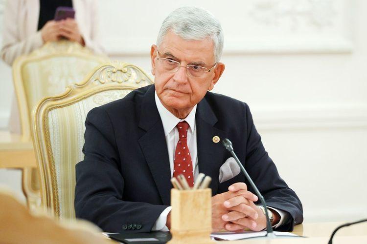 Volkan Bozkir and Permanent Representative of Azerbaijan to UN hold phone conversation