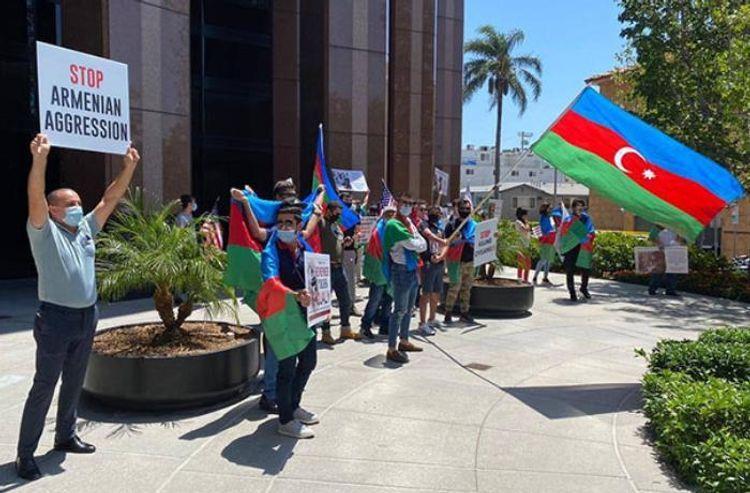 В Лос-Анджелесе подготовлен отчет о насилии армян против азербайджанцев