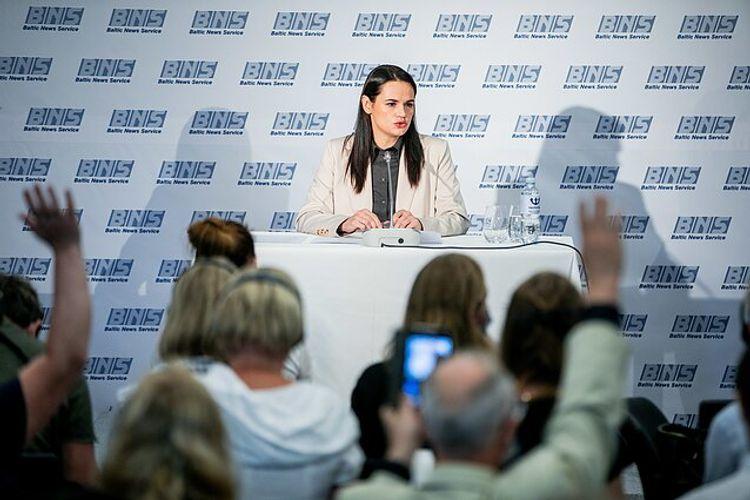 Svetlana Tixanovskaya Belarusa qayıtmaq şərtini açıqlayıb