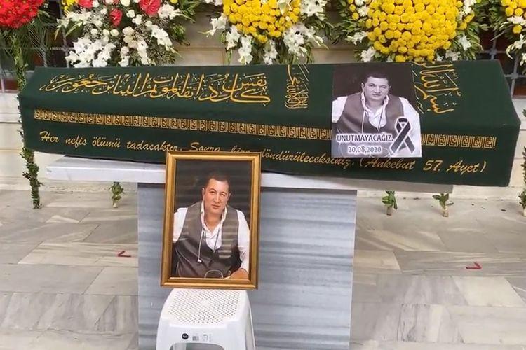 Lotu Guli buried in Istanbul