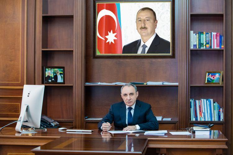 Kamran Əliyev Ankaranın prokuroruna müraciət edib