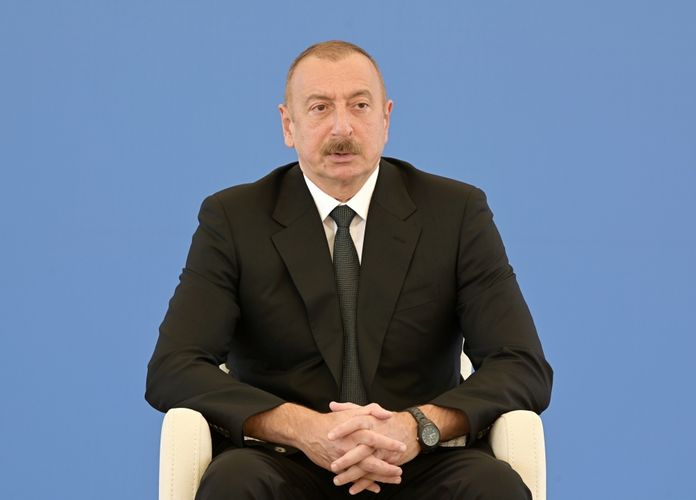 President Ilham Aliyev: Creation of new generating capacities is a manifestation of our overall development