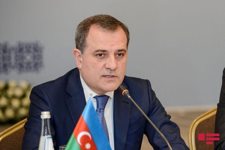 Azerbaijani FM congratulates Turkish counterpart as his country discovers major Black Sea natural gas reserves
