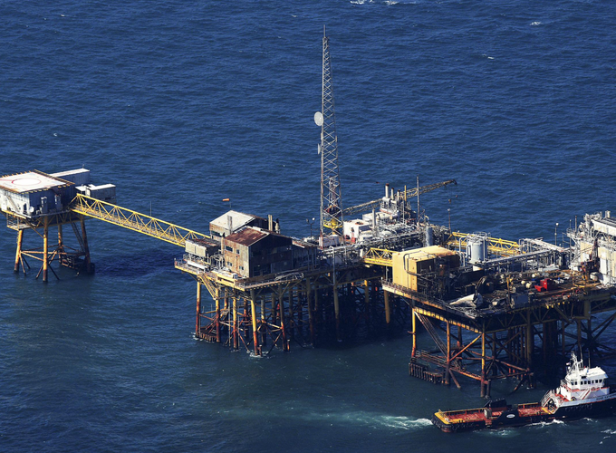 Energy firms shut 13% of offshore oil production in U.S. Gulf due to storms