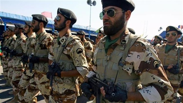 IRGC smashes terrorist team in NW Iran
