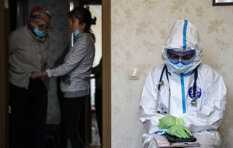 Moscow's coronavirus recoveries exceed 206,800