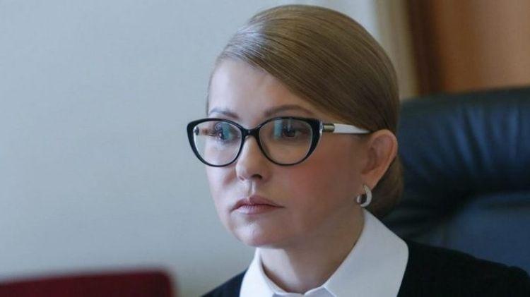 Coronavirus-infected Yulia Tymoshenko is in critical condition