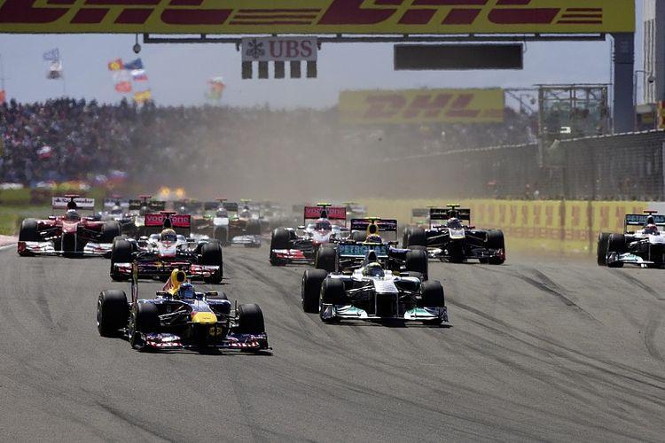 Turkish Grand Prix in Formula 1 to be held in November