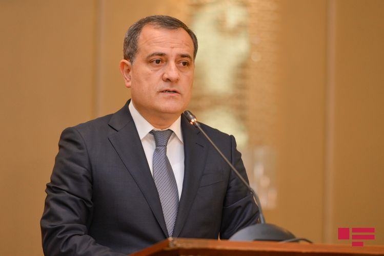 Azerbaijani FM comments on possibility of meeting with Armenian counterpart