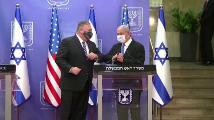 Pompeo arrives in Bahrain, urges seizing momentum of UAE-Israel deal