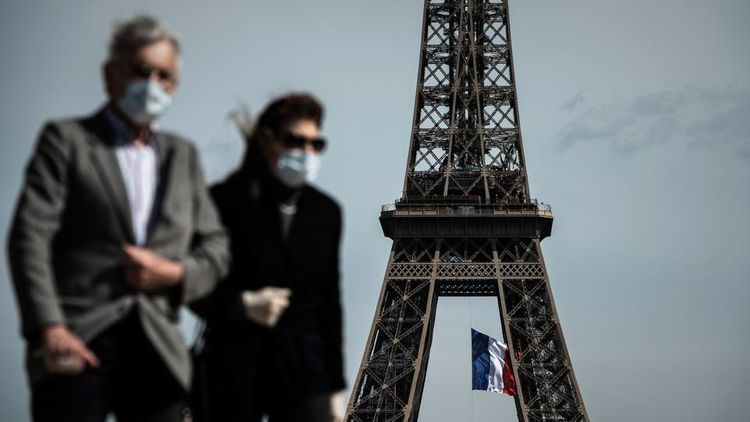 Second wave of coronavirus could hit France in November
