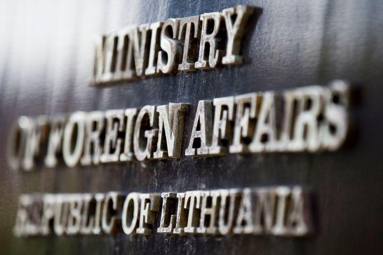 Lithuania to impose sanctions on Lukashenko
