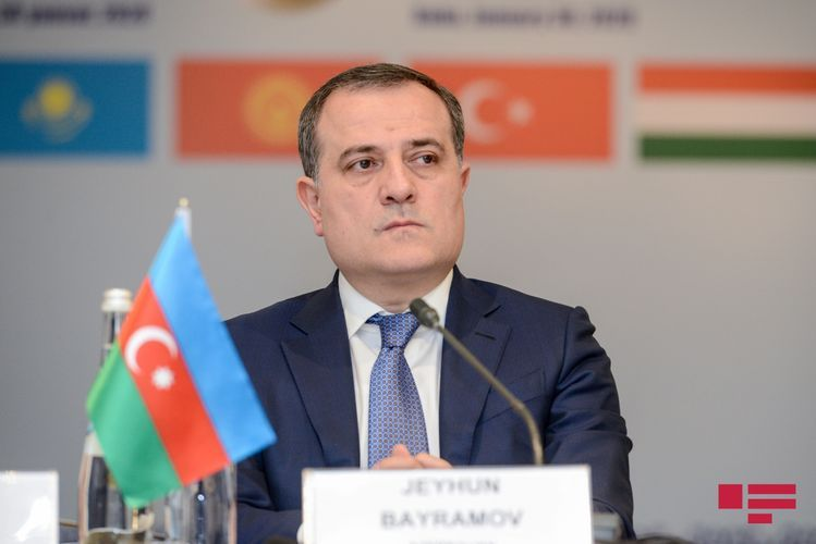 "Jeyhun Bayramov: ""I have no doubt that today"