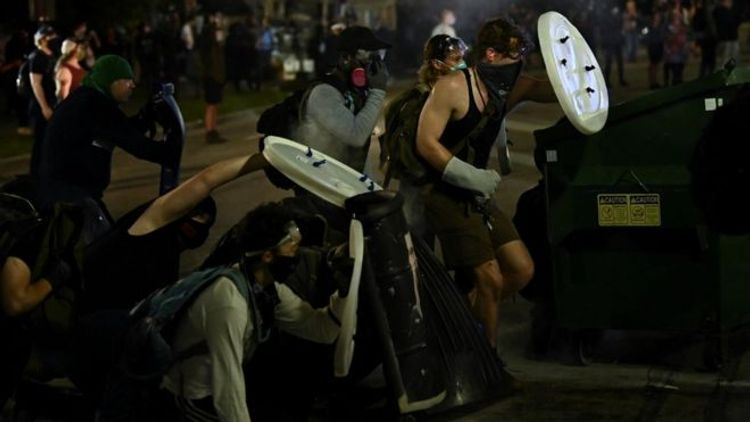 3 shot, 2 dead in overnight Jacob Blake protests in US