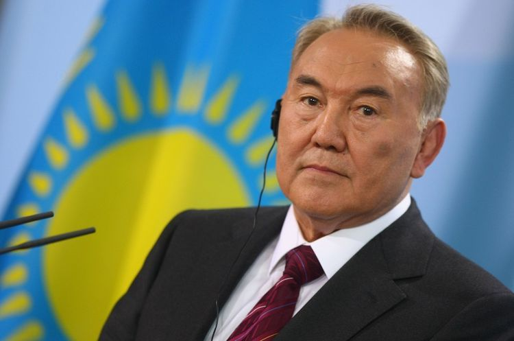 Nazarbayev suggests holding summit on nuclear weapons with participation of US, Russia, China and the EU