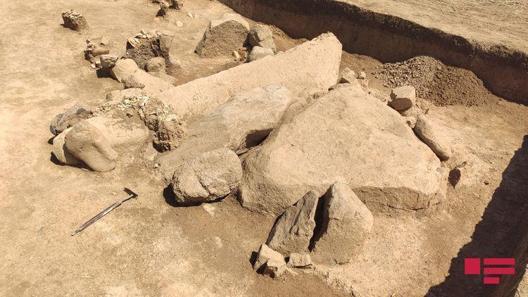 В Ярдымлы найдены кувшинные могилы возрастом 2000 лет - <span class=