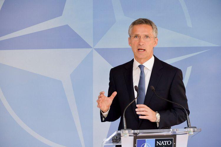 Lukashenko must respect fundamental rights, says NATO chief